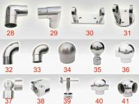 Stainless Steel Handrail Bracket By Jinan Aobo Metal Products Co., Ltd