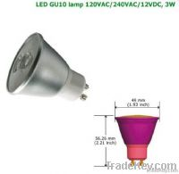 LED Spot Light UL 3W