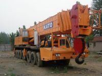 160T KATO Hydraulic Truck Cranes