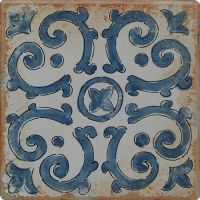 Ceramic tile hand painted artistic hp15025 by new - Hand painted ceramic tile ...