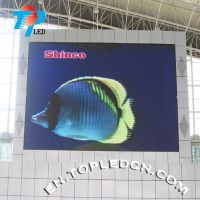 Smd P10mm Full Color Outdoor Led Display