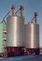 steel silo from China