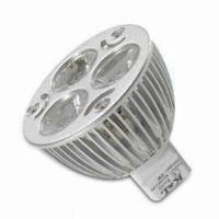 LED spot light and down light 3w Mr16