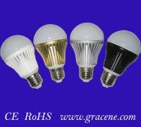 white/warm white/cool white LED BULB 4W/5W/6W/7W/8W(CE&RoHS)