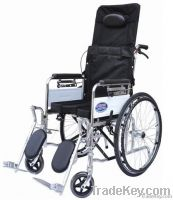 JARY Steel Wheelchairs