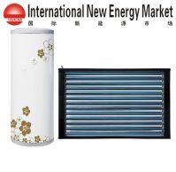 Split Vacuum Tube Solar Water Heater
