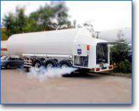 Cryogenic Semi-trailer