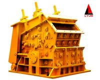 Capacity: 130-180T/H Impact crusher