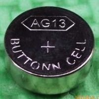 LR44 AG13 G13 357 alkaline button cell battery , with CE By EAST Technology Co.ltd, China
