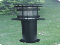 2w solar lawn light