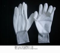 Nylon Nitrile Gloves