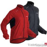 women cycling soft shell jacket