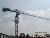 4T PT4810 Topless Tower Crane 1.0t Load at 48m Work Arm in Africa