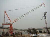 8t, Luffing Tower Crane