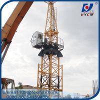TC5013 Hammerhead Tower Crane 50m Working Jib 6t Max.Load 40m Height