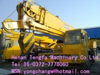used tadanoTG-600M truck crane