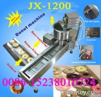 new model and high quality sweet donut making machine 0086-15238010724