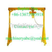 Mini Gantry Crane, Mobile Gantry Crane, Small Gantry Crane