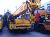 used Truck crane Tadano crane 50t TG500E