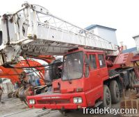 tadano used crane 50ton japan original used crane