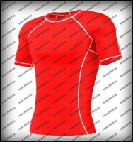 Compression wear, compression clothing, compression apparel, compression gear, compression shirt