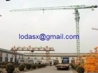 Supply New HuiYou QTP6040 topless tower crane