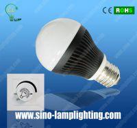 5W high power remote control adjustable LED bulb light