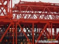 SUPPLY low price QTZ63 series 6ton tower crane