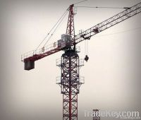SupplyQTZ31.5 series construction tower crane with Working range 42m