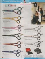 Stainless Steel Scissors (Barber Scissors | Hair Cutting Scissors | Salon Scissors)