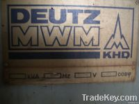 7sets Used Deutz 16m640 Diesel Generator Sets