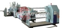 PP/PE/ABS/PS/HIPS Plastic Sheet Extrusion Line
