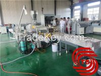 PP,PE,PS parallel double screw pelletizing machine