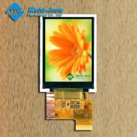 sunlight readable 2.2inch TFT display
