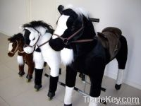Racing Toy Pony
