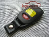 2button +back button remote case Kia 