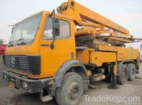 32M Used SCHWING Concrete Pump Truck