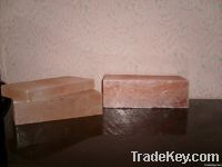 Rock Salt Bricks and Tiles