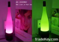 2011 hotsale trendy Liquor Jar Lamp promotion gift, christmas gift
