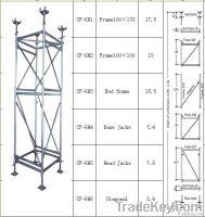 Scaffolding Tower ID15