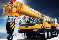 XCMG 25 Ton Dump Truck With Crane