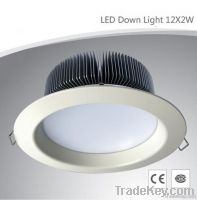 White LED Downlight