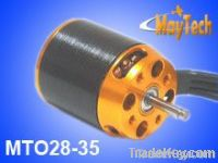 Outrunner Brushless motor for RC airplane