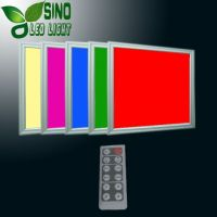 RGB remote control 300*300 LED panel light