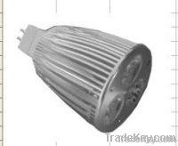 led high power spot light 3w MR16