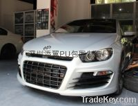 2009-2011 Vw Scirocco Rieger Body Kits