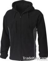 Zipper Hooded Jackets