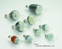 LED bulb light E14, E26, E27