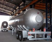 Hydrogen Gas Transport Truck Tank