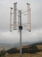 Vertical Axis Wind Turbine -5kw